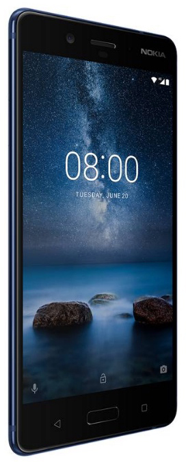 nokia 8 officiel