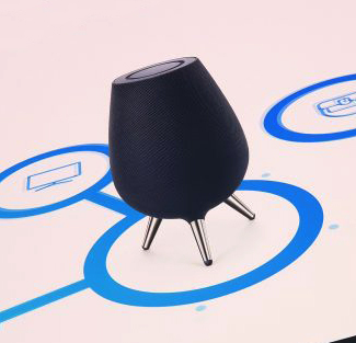 galaxy home enceinte connecte de Samsung