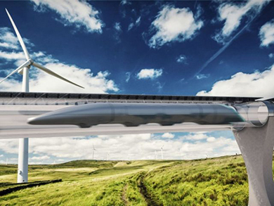 hyperloop le train hyper vitesse a tube