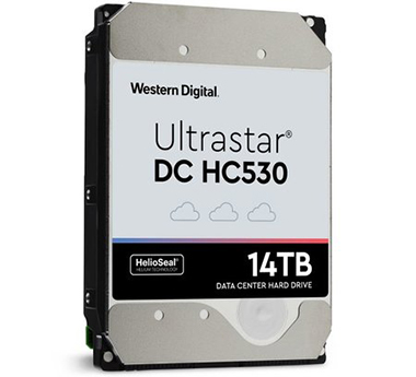 Disque Dur Western Digital Ultrastat DC HC530 de 14To