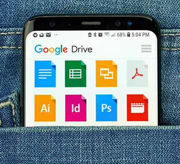 Google G suite compatible Microsoft office