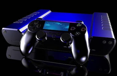 concept sony ps5