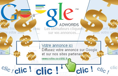 budget google adwords publicite campagne