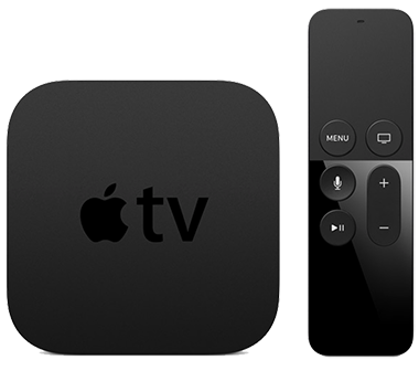 apple tv 4 topic