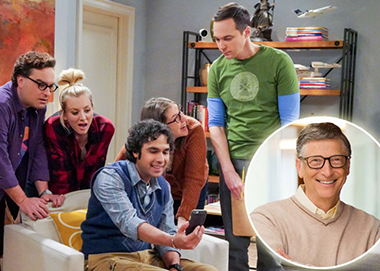 Bill Gates  The big bang theory