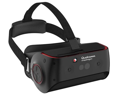 Casque VR Qualcomm snapdragon 845