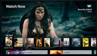 Video Apple SVOD