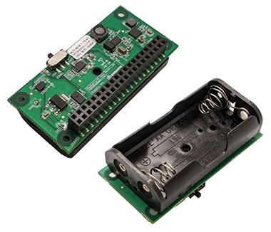 Extension a piles pour Rapsberry PI Zero