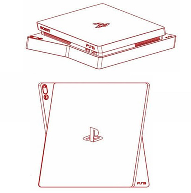 PlayStation 5 PS5 design