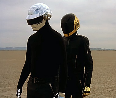 Epilogue separation de Daft Punk