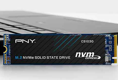 PNY SSD gamme