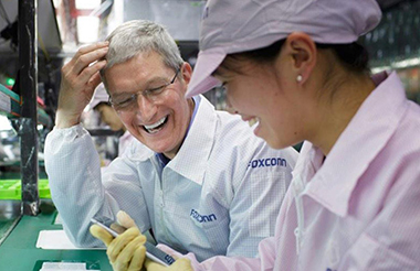 foxconn iphone