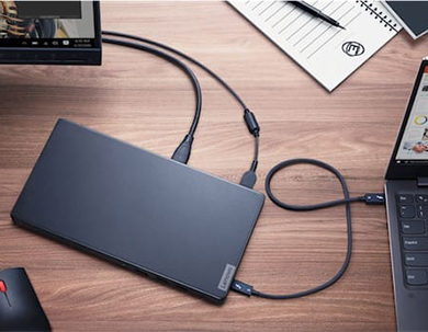 Dock Thunderbolt 3 Carte Graphique Lenovo