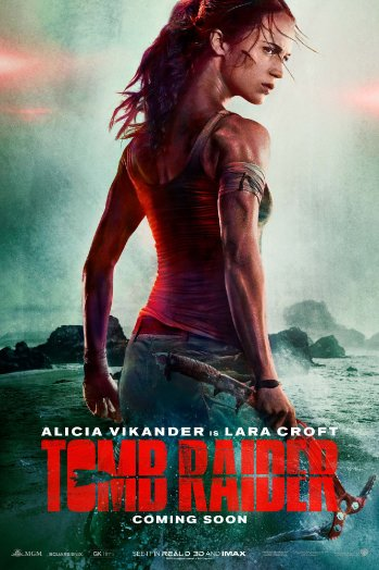Tomb Raider Film 2018