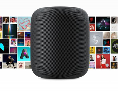 homepod l enceinte inteligante Apple