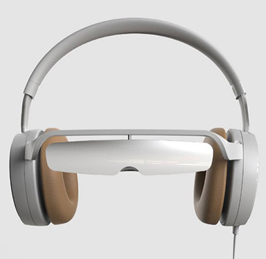 kopi eagle prototype casque systeme home cinema