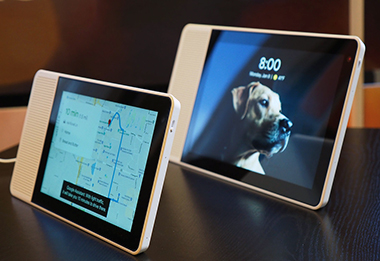 smart home review hands on lenovo smart display review image8 tckifxglba
