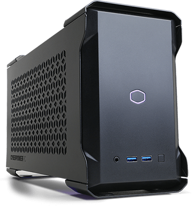 Cole Master PC gaming NUC