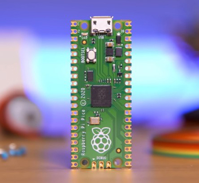 Pico Raspberry Pi microcontroler