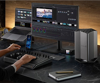 BlackMagic eGPU pour MacBook Pro
