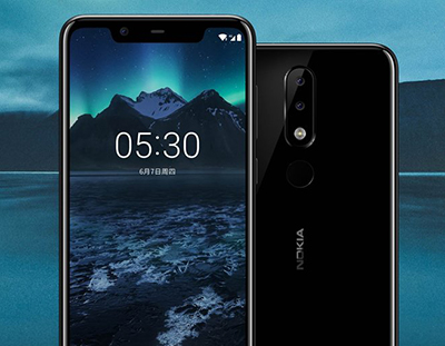 Nokia X5 disponible en Chine