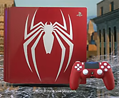 SP4 SpiderMan US