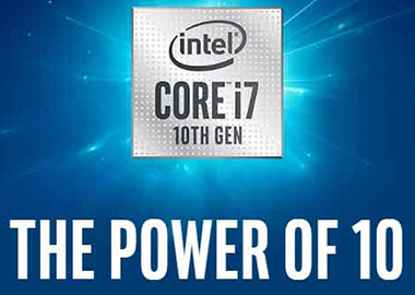 Intel Core Generation 10 Comet Lake