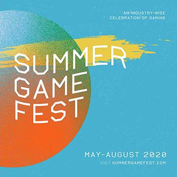 Summer Game Fest 2020 Square