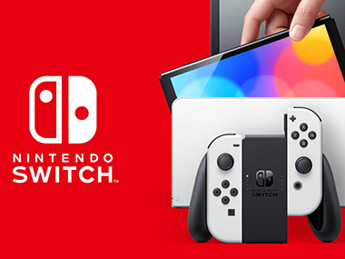 Nouvelle Switch OLED