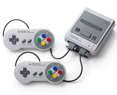 Nintendo super Nes Mini 20 Septembre