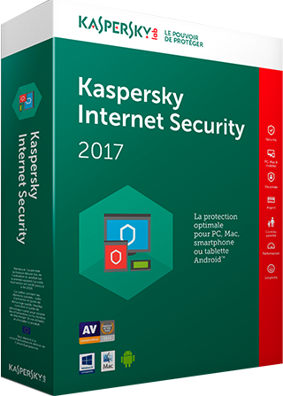 product box Kaspersky