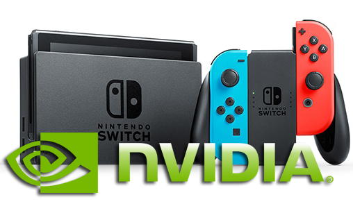La Nintendo Switch le benefice de Nvidia