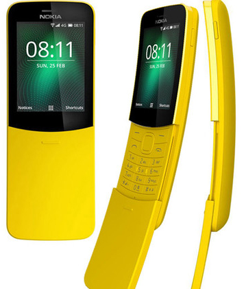 Nokia 8110 vintage version HMD