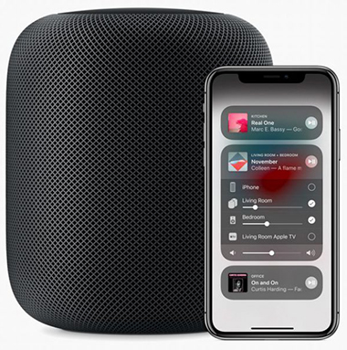 ios 11.4 homepod iphone x disponible en France
