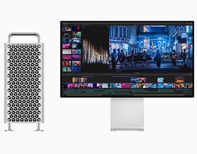 Apple mac pro new display 2019