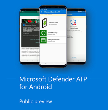 Microsoft Defender sur Android