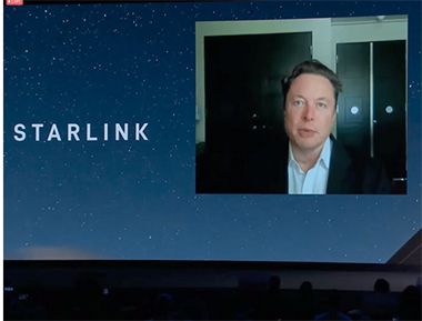 Starlink operationel au mois aout