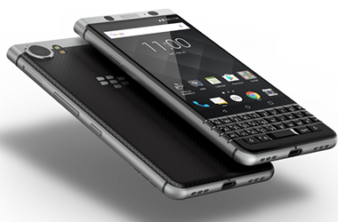 BlackBerry KEYone disponible le 1 Juin
