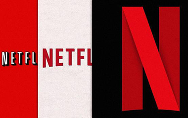 Netflix les different logo