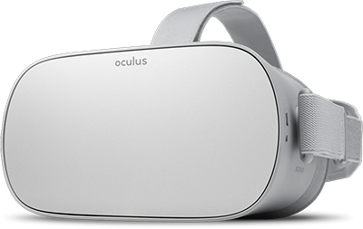 Oculus GO casque VR de facebook disponible