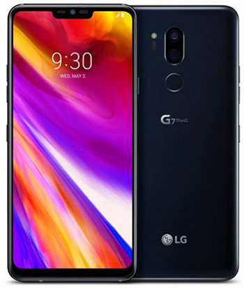 lg g7 thinq officiel