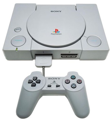 ps1 console used