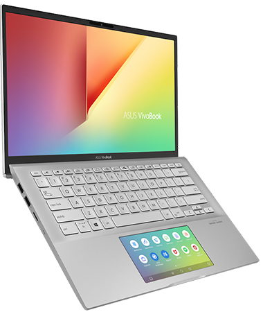Asus vivobook avec screenpad 2019