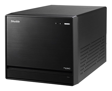 Shuttle Barbone nouvelle generation intel coffee lake SH370R8 02