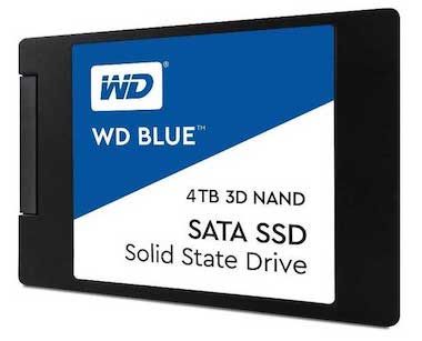 WDBlue3D 4To
