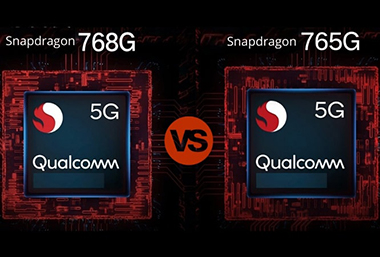Snapdragon 768G vs Snapdragon 765G