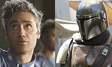 Star Wars The Mandalorian Taika Waititi
