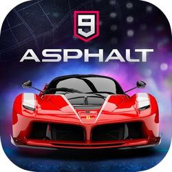 Asphalt 9 Legend icon App