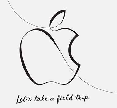 Logo Apple conference 27Mars