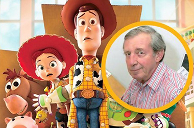 deces bud luckey createur woody pixar